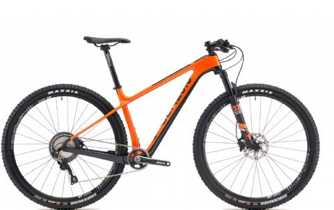Genesis Mantle 20 Mountain Bike Orange 2018